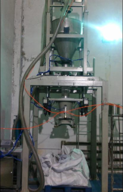 DCS1000-ZS吨袋包装机(重力给料上计量)