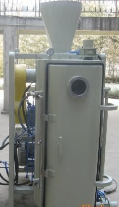 DCS50-FC真空吸料阀口袋包装机(轻粉)