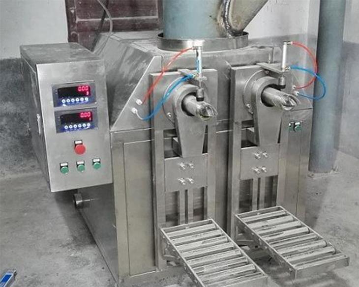 DCS50-FII阀口袋包装机